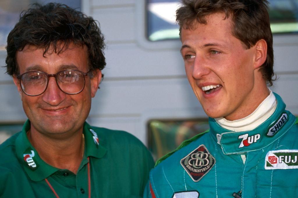 "Eddie Jordan: ""Hamilton ya superó a Schumacher"""