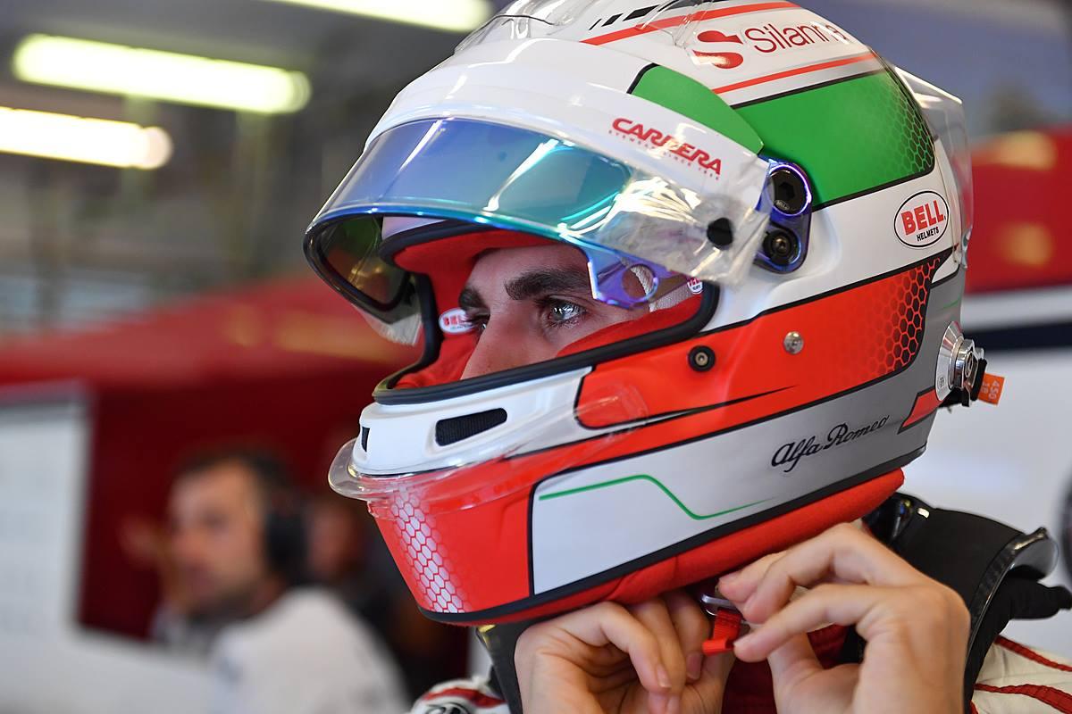 Antonio Giovinazzi seguirá siendo piloto de Alfa Romeo en 2020