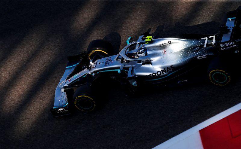 Libres 2: Mercedes y Valtteri Bottas confirman su dominio
