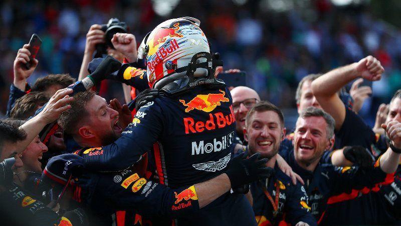 "Max Verstappen advierte: ""Podemos tener un año fuerte en 2020"""