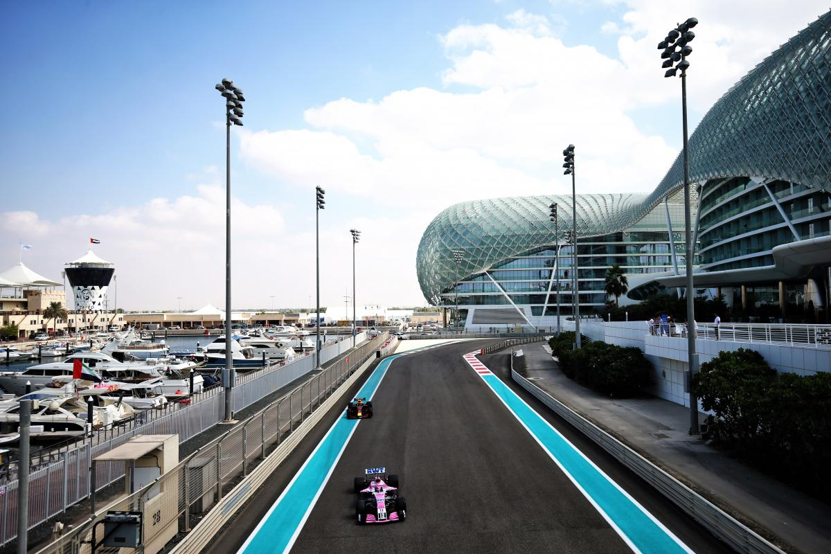 Abu Dhabi Testing F1 2019 | Racing Point