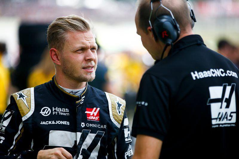 Kevin Magnussen desvela que Toro Rosso le ofreció un asiento para la temporada 2019
