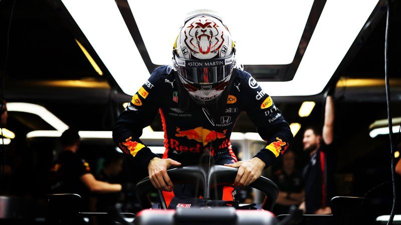 Verstappen admite que le gustaría probar un coche del WRC
