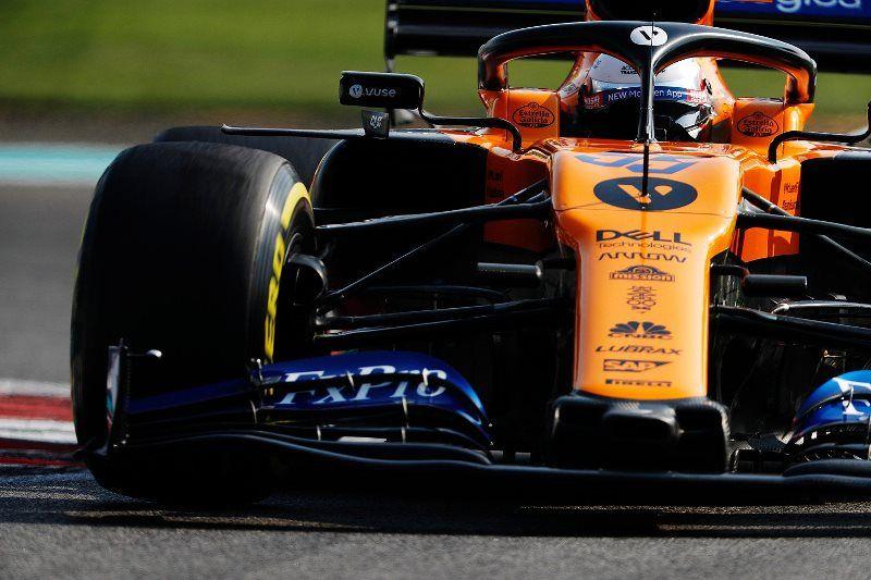 Q3 para los dos McLaren en Yas Marina