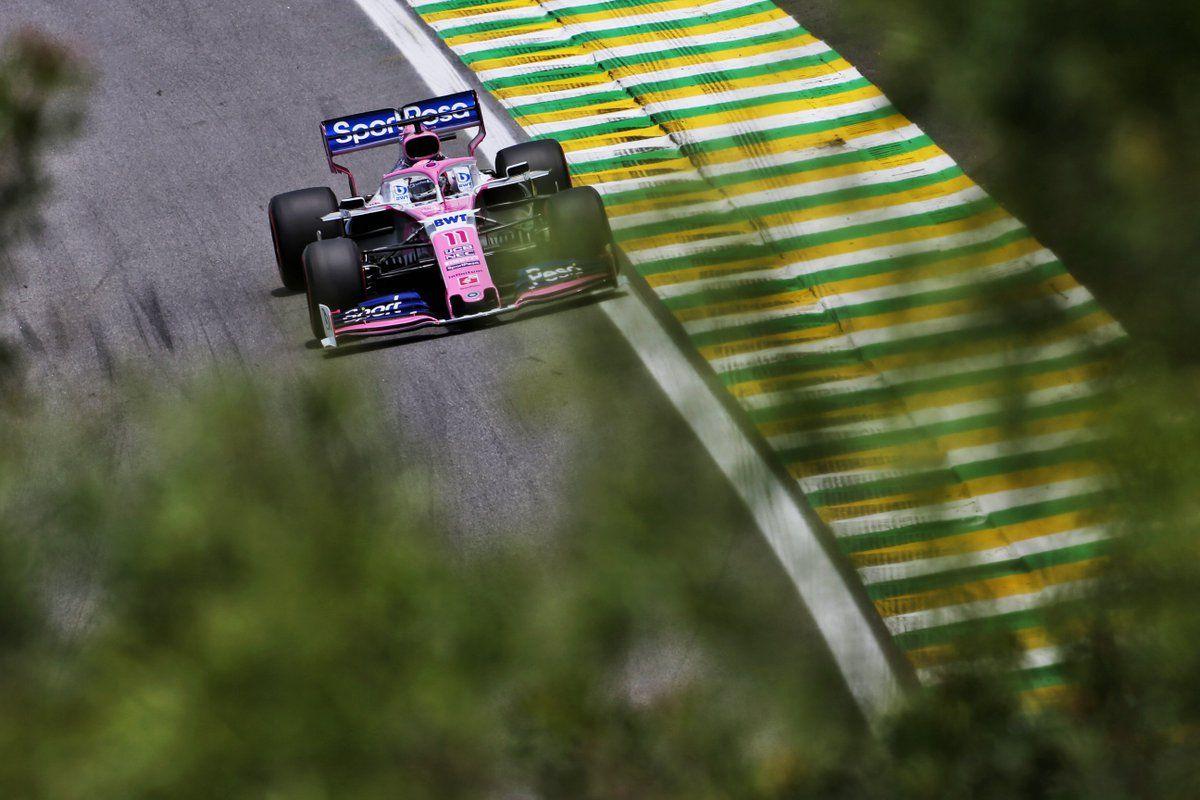 """Racing Point: """"Los puntos de hoy, no los merecíamos"""""""