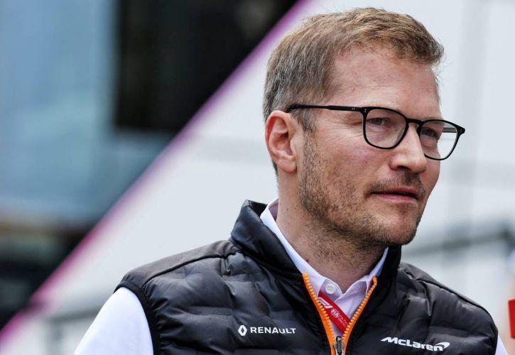 """Andreas Seidl: """"El objetivo es sumar los podios en el futuro gracias a nuestro rendimiento"""""""