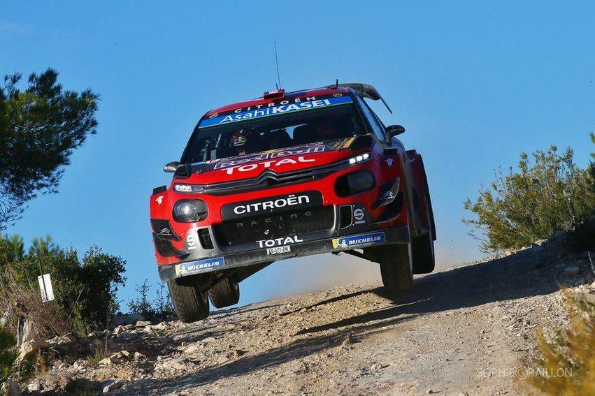 OFICIAL: Citroën no estará en el WRC durante 2020