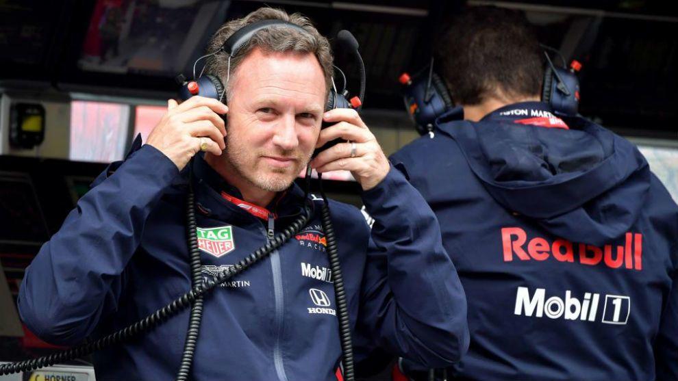 """Christian Horner no ve cambios de pilotos en los """"Top Teams"""""""