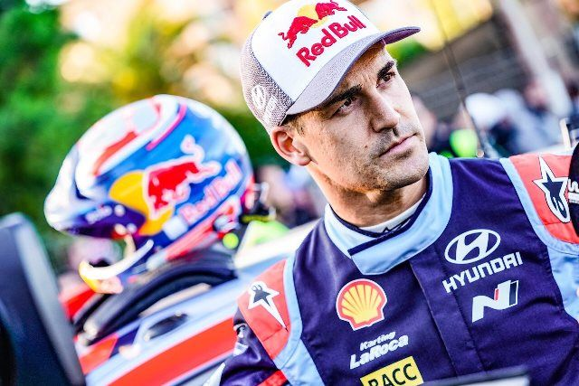 Dani Sordo confirma que su temporada comenzará a partir del Rally de México