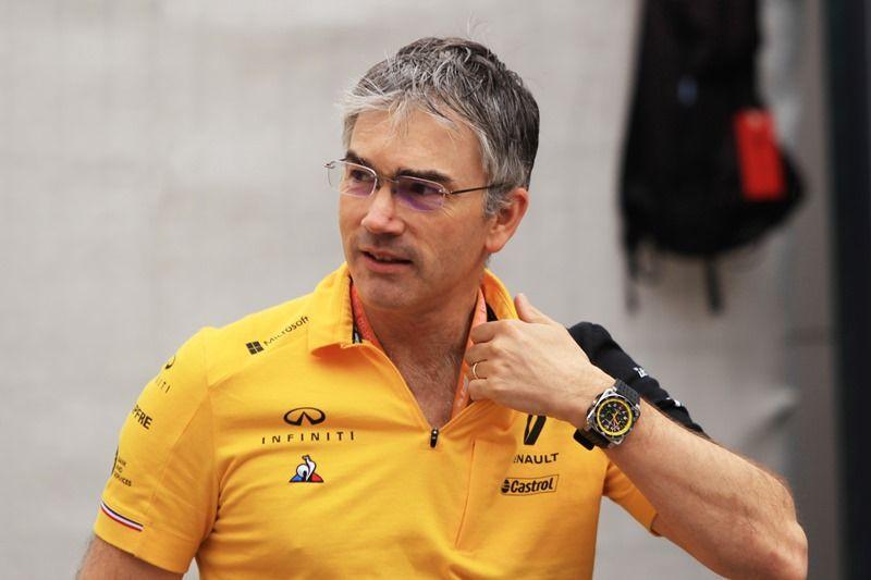 Nick Chester deja al equipo Renault