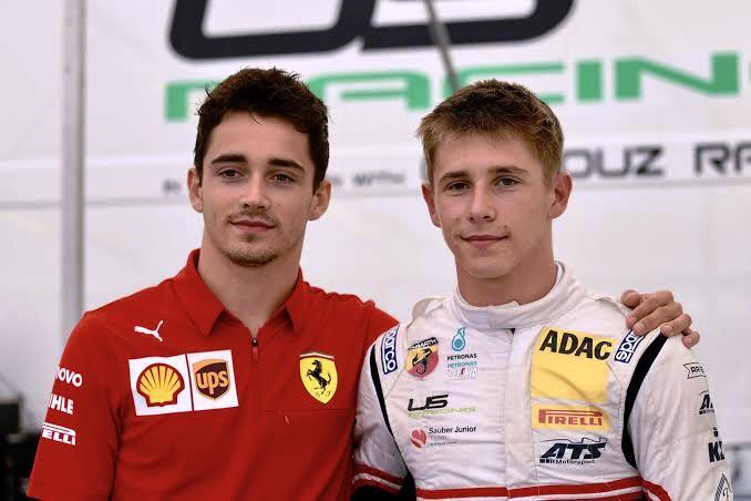 Arthur Leclerc se une a la 'Ferrari Driver Academy'