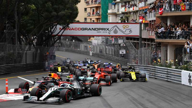 ¡Habrá carrera en Mónaco! Los organizadores reciben luz verde para la construcción del trazado callejero