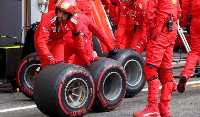 Pirelli y Ferrari cancelan los test debido al COVID-19
