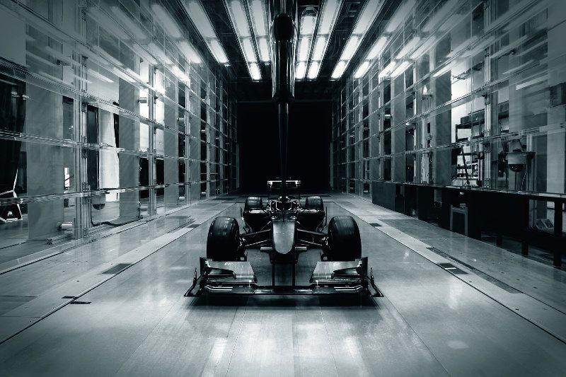Prohíben usar el túnel de viento para los F1 de 2022