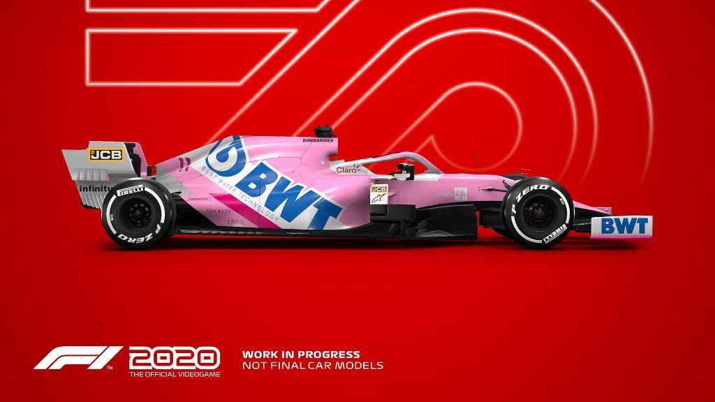 Novedades del videojuego de Fórmula 1 para este año