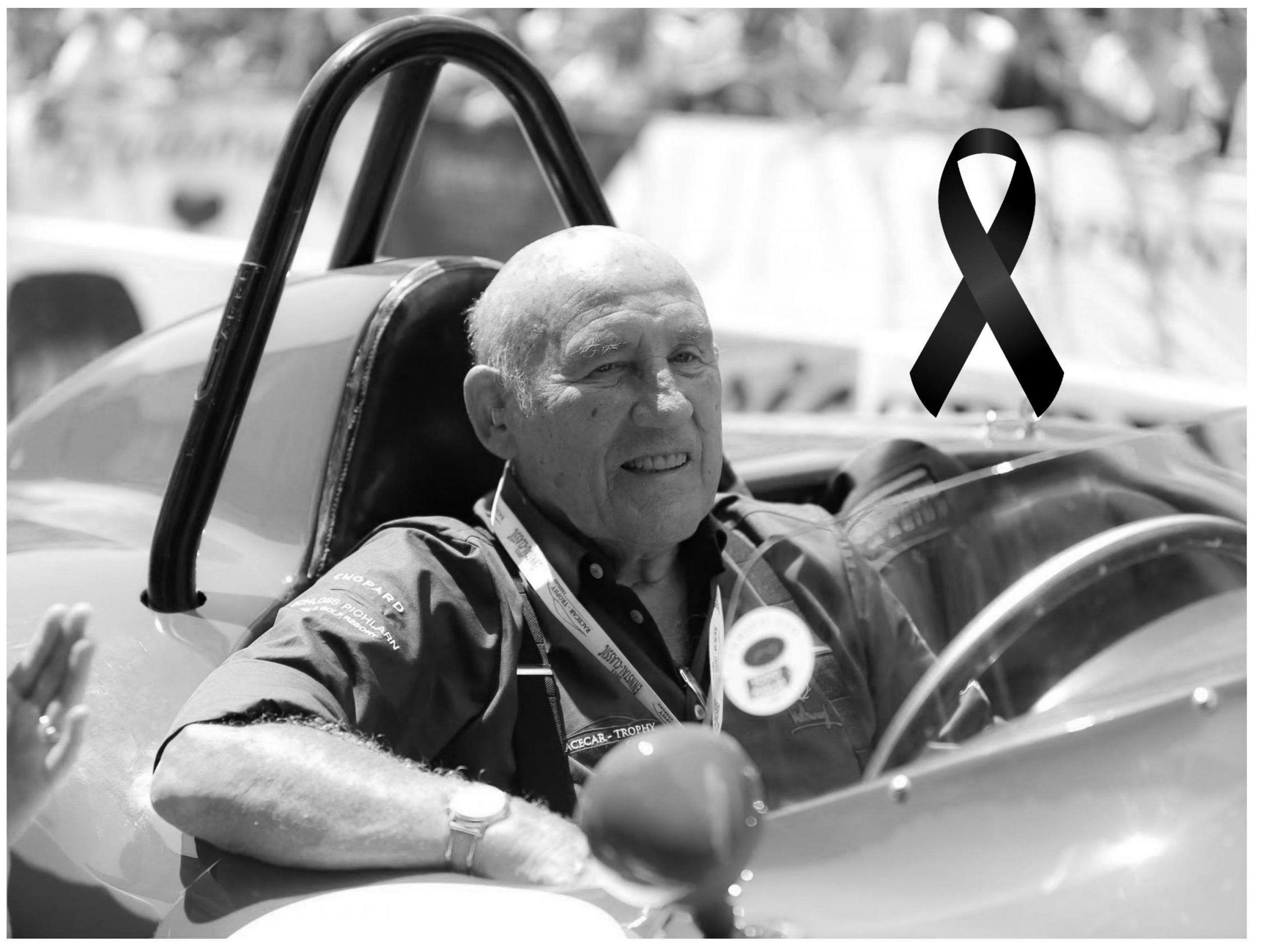 Fallece Sir Stirling Moss a los 90 años