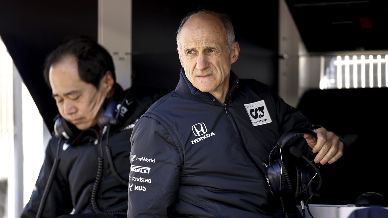 """Franz Tost sobre Vettel: """"Su motivación es ganar carreras, tener éxito"""""""