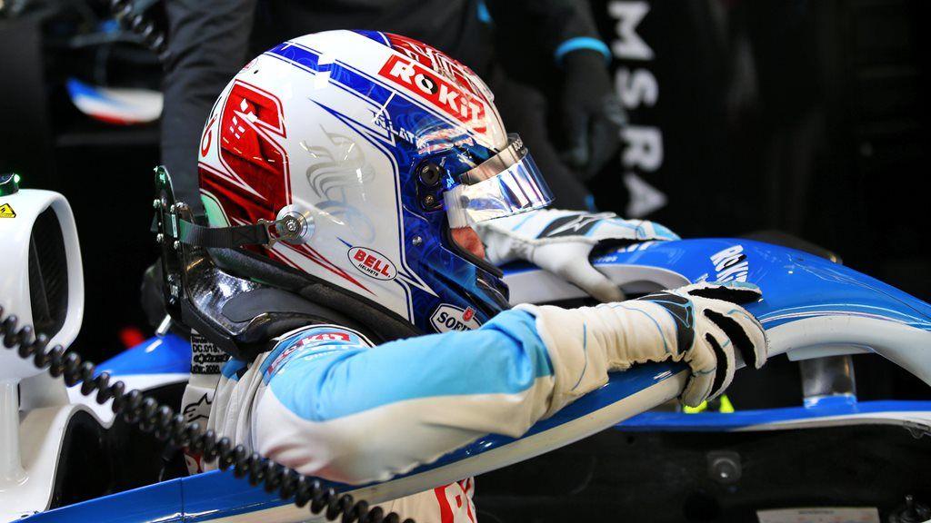 Latifi propone a la F1 parrillas invertidas