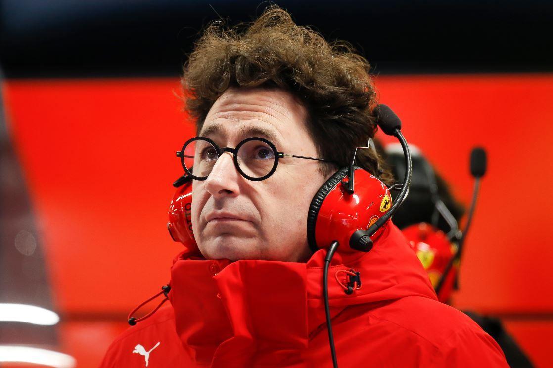 Mattia Binotto explica la estrategia de Vettel