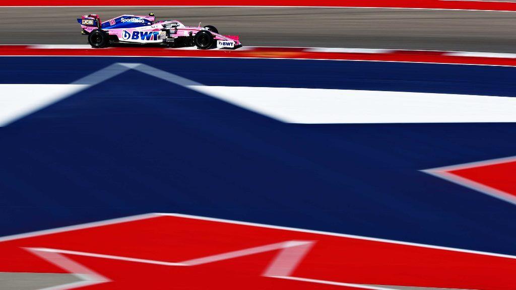 Peligra el Gran Premio de Estados Unidos de F1