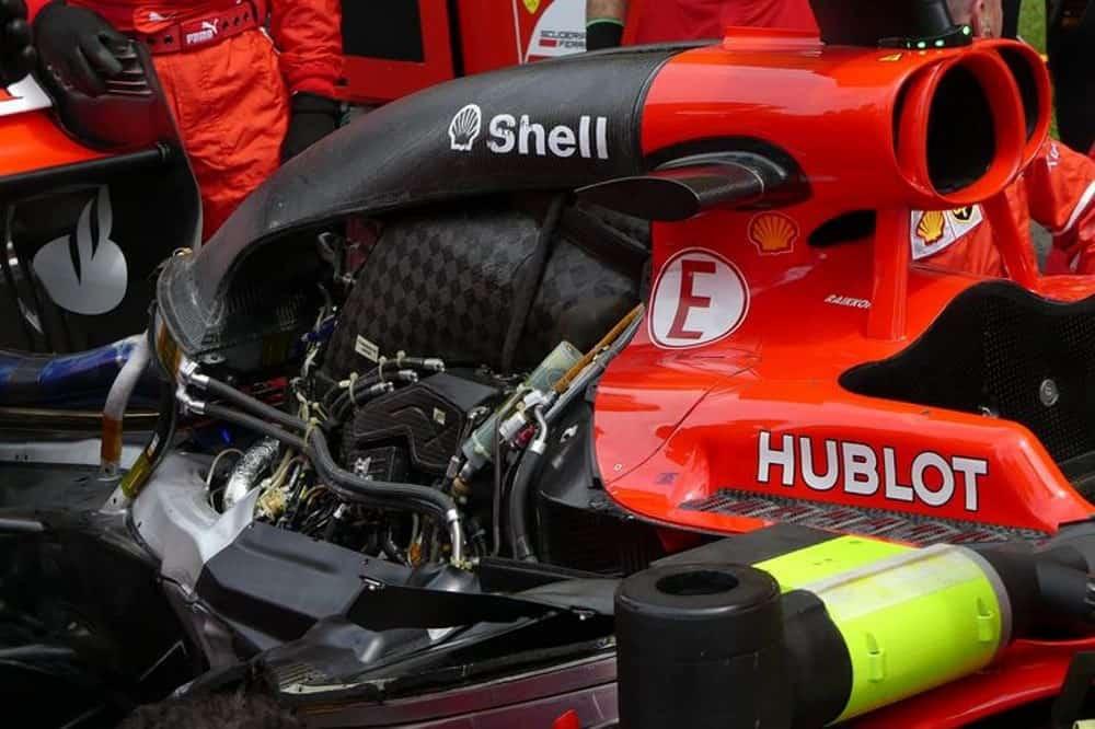 Congelar motores: objetivo de la F1 para 2023