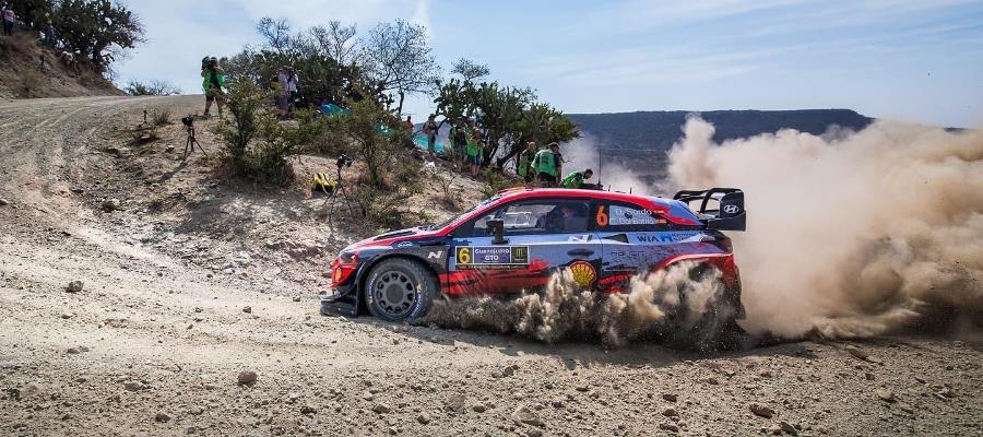 El WRC con el objetivo de realizar por lo menos siete fechas este 2020