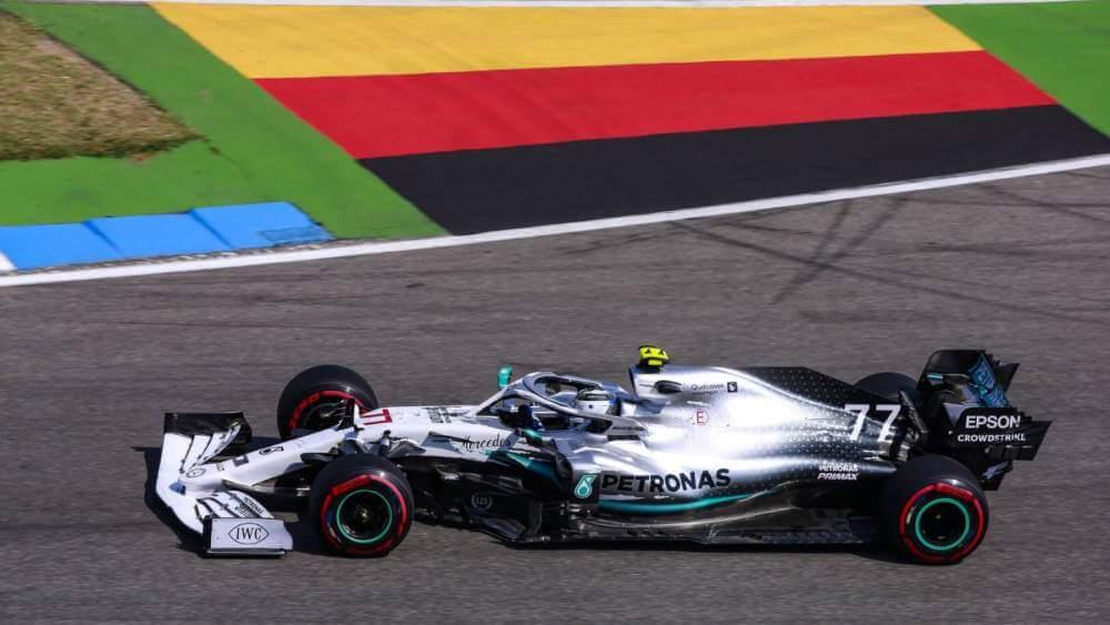 Nürburgring listo para albergar una carrera de Fórmula 1 este año