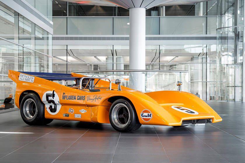 Gulf anuncia una alianza con McLaren Racing y McLaren Automotive