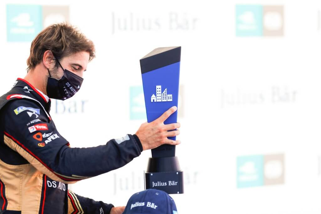 Da Costa repite triunfo en Tempelhof y se afirma como líder de la Fórmula E