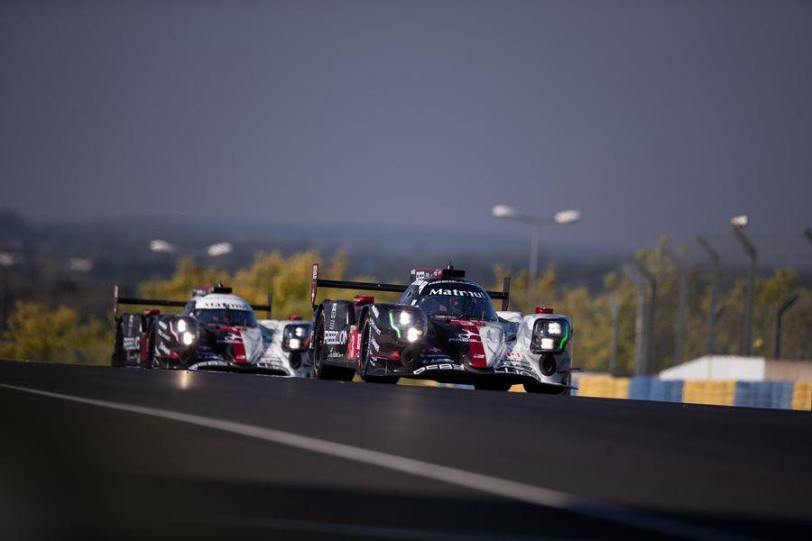 Rebellion sorprende en la FP3 de las 24 Horas de Le Mans