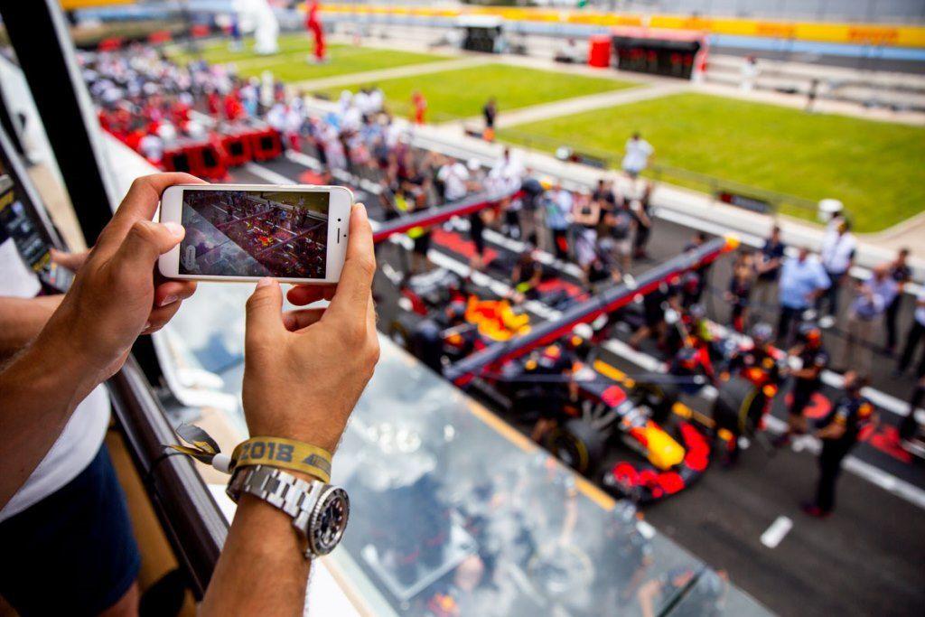 El Gran Premio de Emilia Romagna contará con la presencia de 13.000 espectadores
