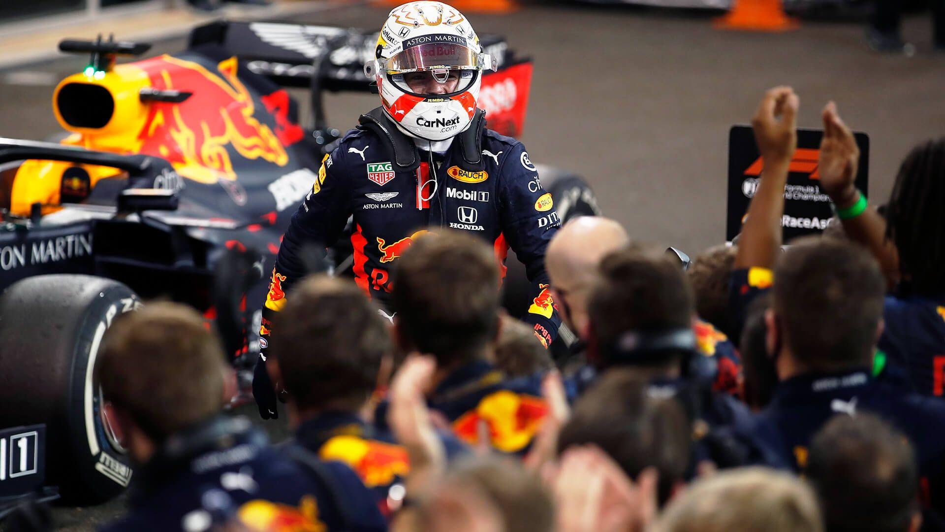 """Verstappen: """"Mi ambición es ganar todas las carreras, estar en la pole siempre y ser campeón del mundo 20 veces"""""""
