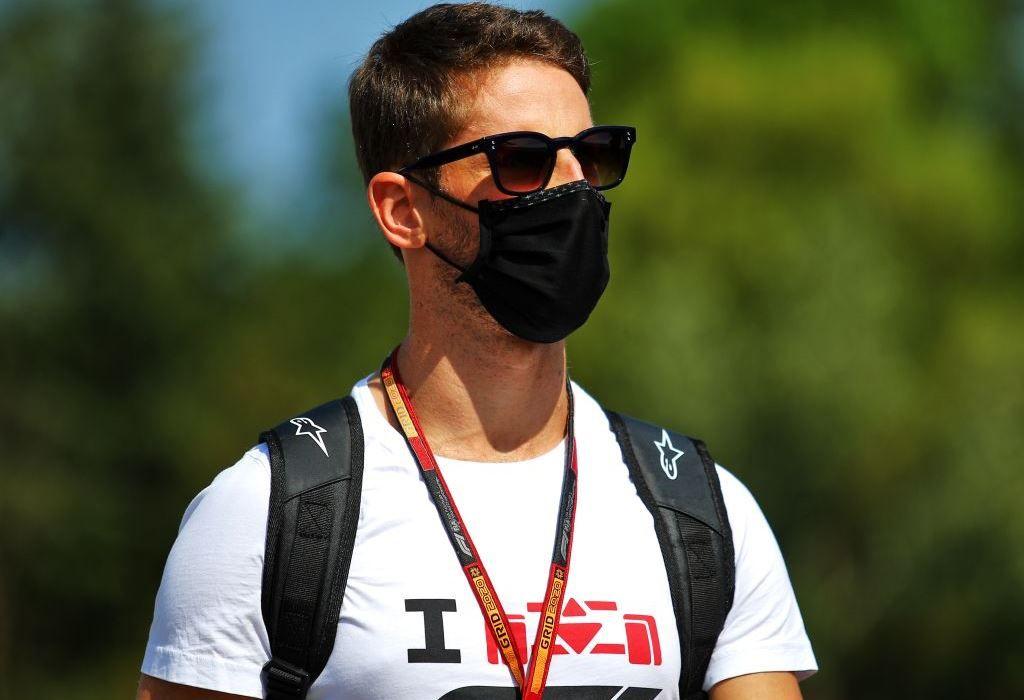 """Romain Grosjean cree que Pérez tendrá buenos resultados con Red Bull: """"Está listo para tomar al toro por los cuernos"""""""