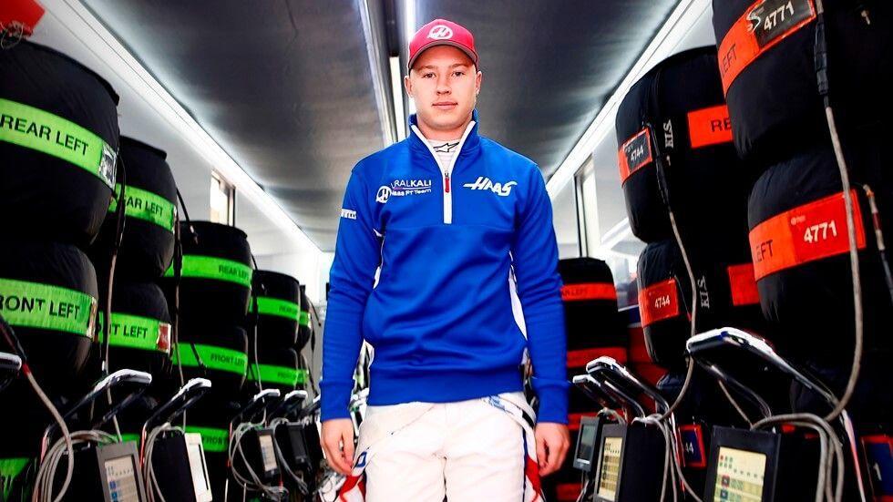 Nikita Mazepin reconoce que la Fórmula 1 es muy exigente e intensa