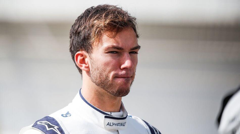 Pierre Gasly espera sumar una gran cantidad de puntos en el GP de Emilia-Romagna