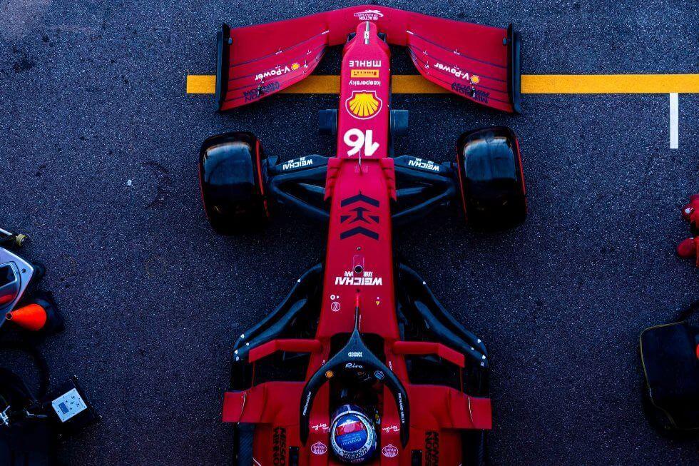 """Charles Leclerc espera con ansias la próxima carrera al sprint: """"Me encantó el nuevo formato"""""""