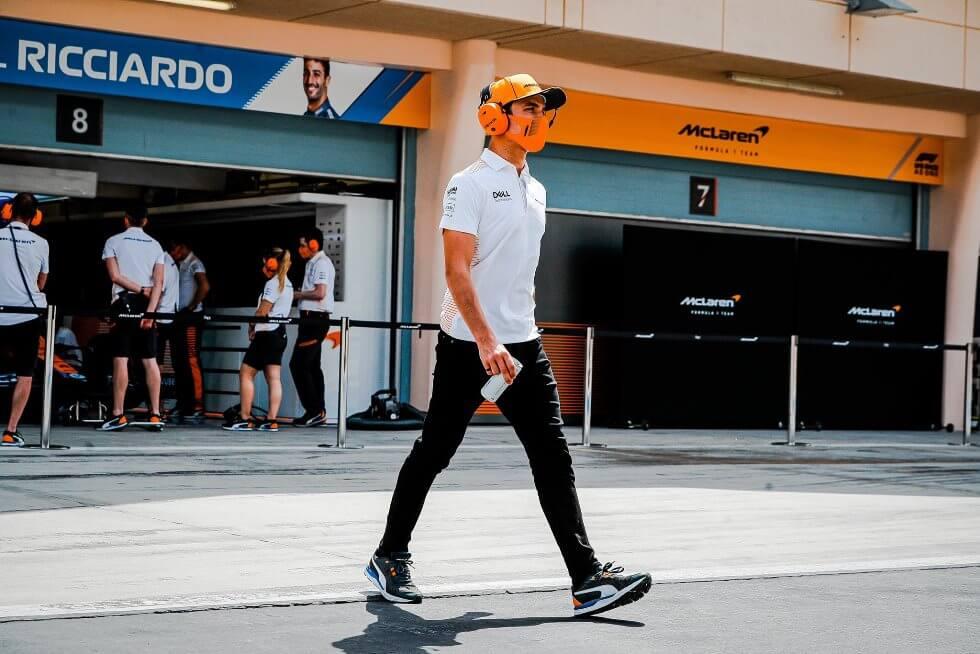 McLaren renueva a Lando Norris con un contrato multianual