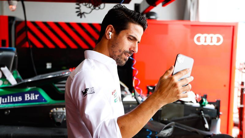 "Di Grassi: ""Intentaré ganar un nuevo título de Fórmula E para Brasil"""