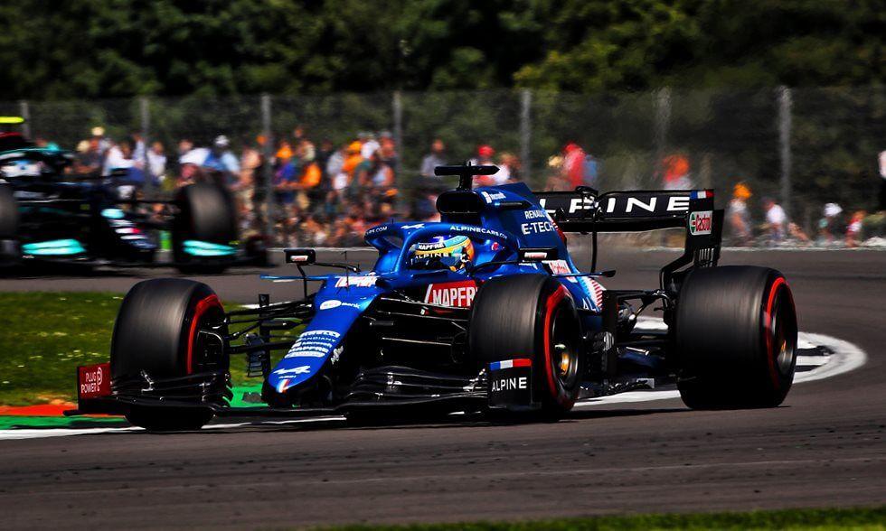Fernando Alonso hará una exhibición con un monoplaza de F1 en las 24 horas de Le Mans