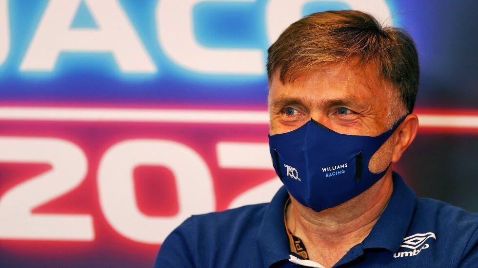 Williams ya no busca pilotos de pago, queremos tener a los mejores pilotos: Jost Capito