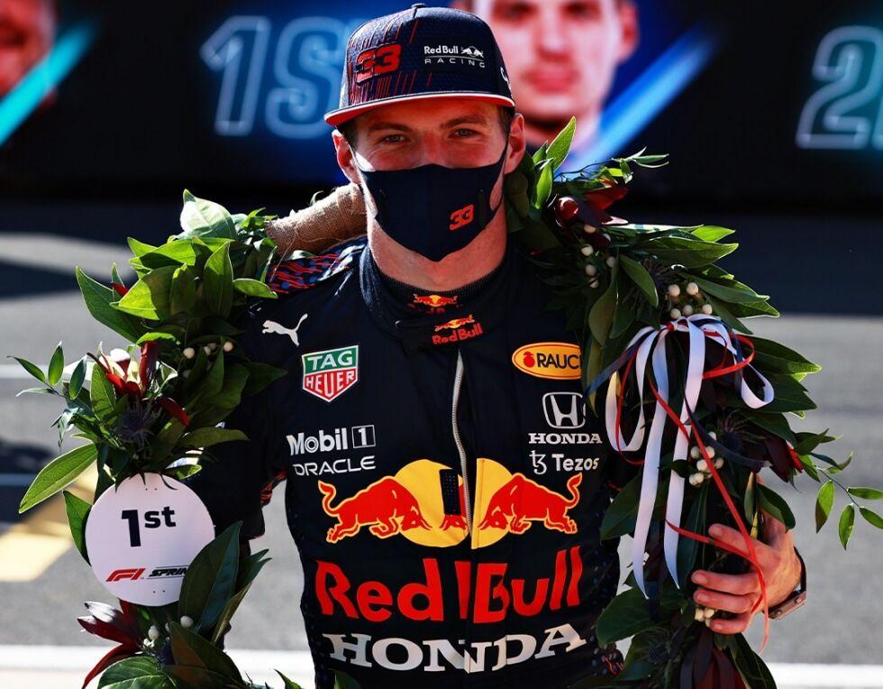 """¡Max Verstappen se convierte en el primer 'sprint poleman' de la historia de la F1! """"Estoy muy contento"""""""