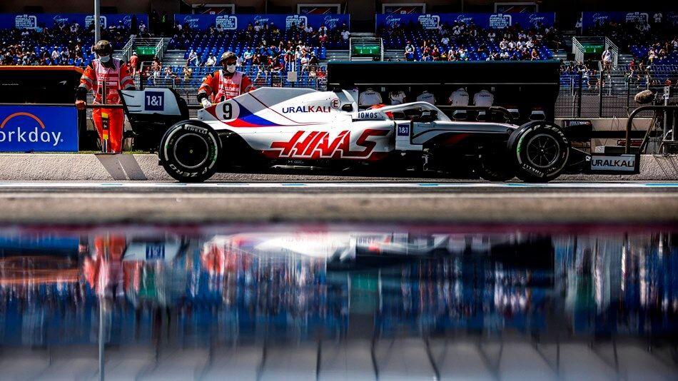 Nikita Mazepin estrenará chasis después de las vacaciones de verano