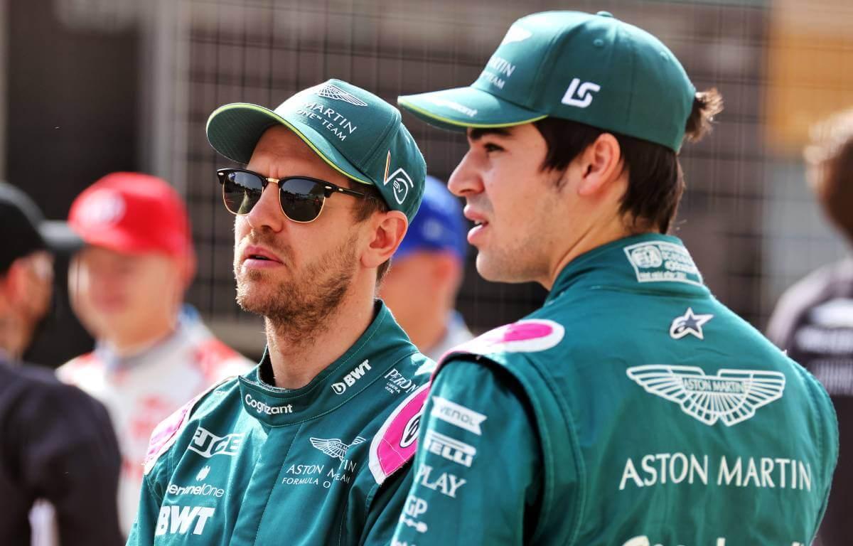 """Lawrence Stroll lo tiene claro: """"Creo que Lance y Vettel están al mismo nivel"""""""