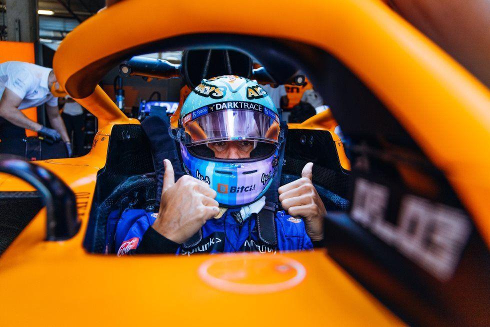 """Daniel Ricciardo disputará su carrera número 200 en Bélgica: """"Es un fin de semana muy especial para mí"""""""