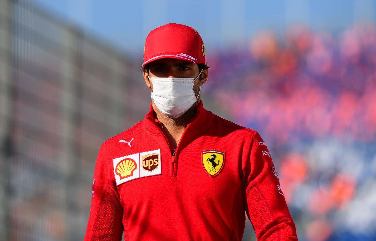 """Carlos Sainz: """"La lluvia llegó en el mejor momento posible, porque mis neumáticos duros estaban muriendo"""""""
