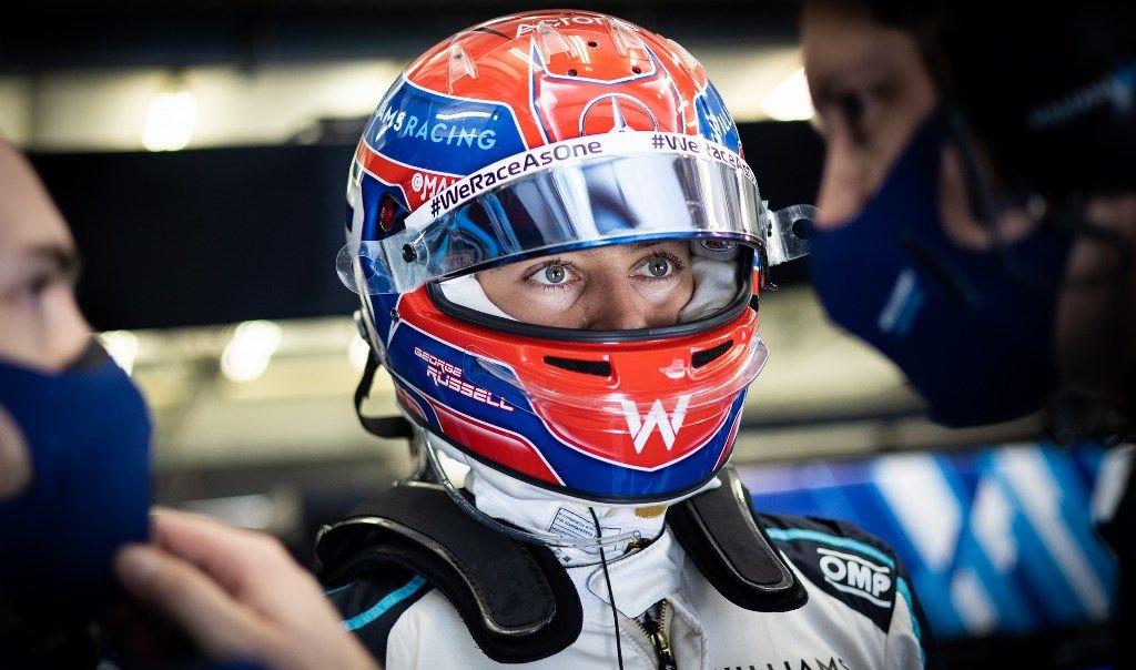 """George Russell finaliza 3° en la clasificación del GP de Rusia: """"No tenemos nada que perder, así que iremos a por el podio"""""""
