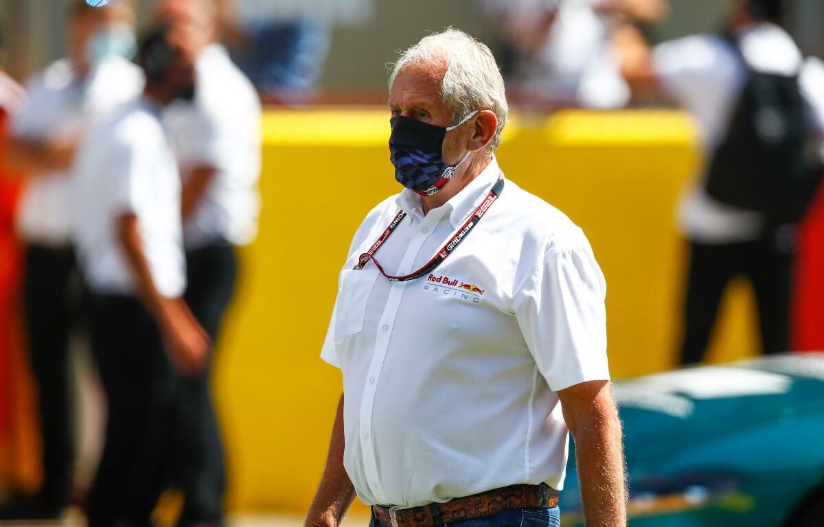 """Helmut Marko sobre el incidente de Verstappen y Hamilton: """"Fue un incidente de carrera"""""""