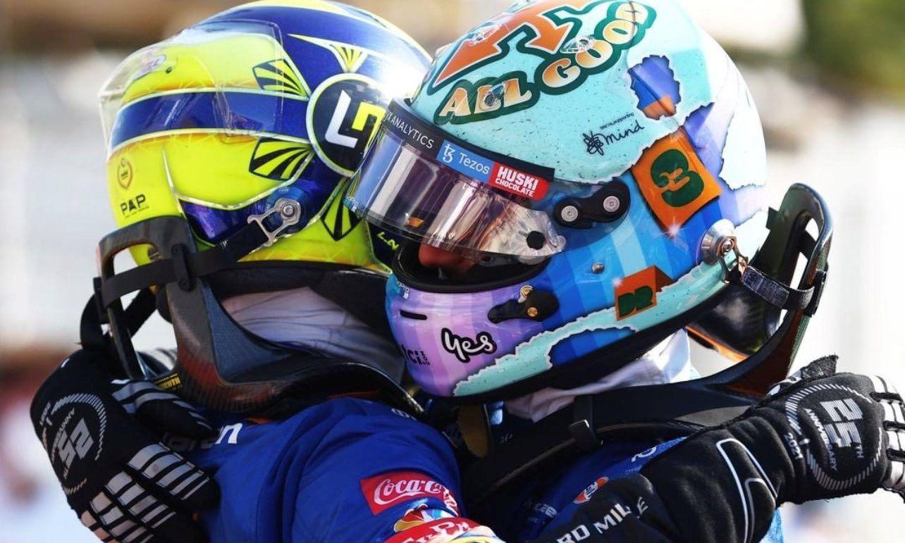 """Daniel Ricciardo gana el GP de Italia: """"No sólo hemos ganado, conseguimos un doblete"""""""