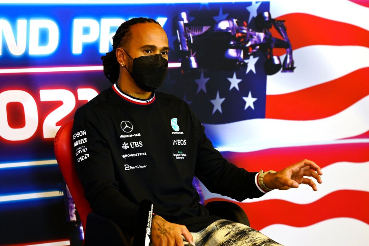 """Lewis Hamilton: """"Red Bull será muy fuerte en México y Brasil, será complicado"""""""
