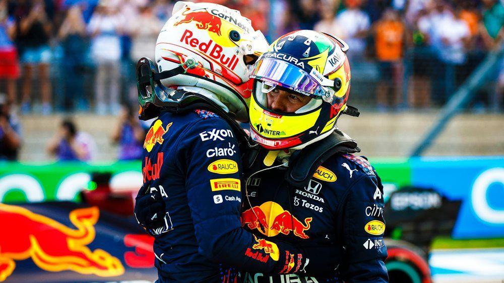 "Christian Horner: ""Estamos peleando por dos campeonatos y Pérez puede quitarle puntos a Mercedes"""
